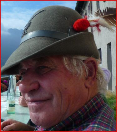 Claudio da Trafficanti di Val Serina